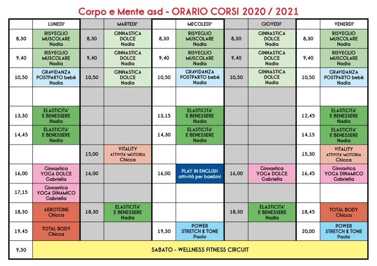 OrarioCorsi2020-21